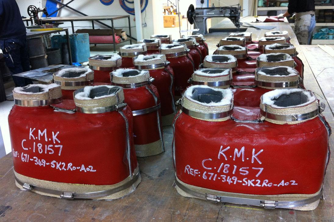 Boiler Penetration Seals